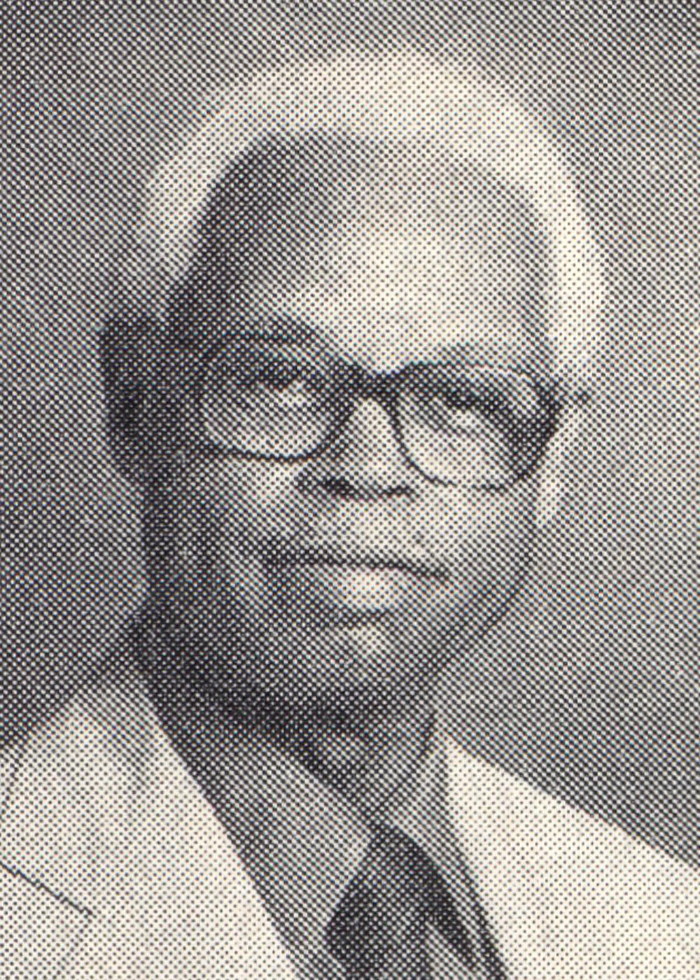 Rev. John Boone