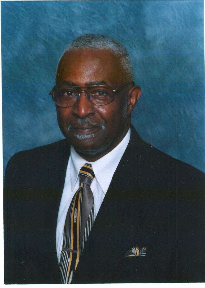 Rev. Simon James 2010 - 2013