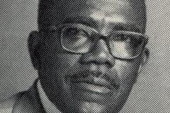 Rev. Joseph McAllister 1971 - 1973