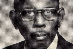 Rev. Woodrow Singletary 1969 - 1971